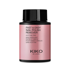 Gel effect nail top coat with kukui oil - Gel Effect Top Coat - KIKO MILANO