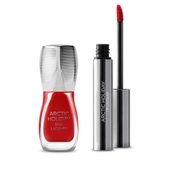 ARCTIC HOLIDAY Lips & Nails Kit