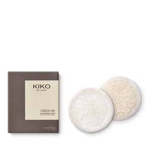 Kit composto da 3 maschere monodose all'argilla - GREEN ME On-the-go Masks - KIKO MILANO
