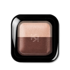 Eyes and cheeks palette with 1 blush and 4 eyeshadows - Smart Eyes and Cheeks Palette - KIKO MILANO