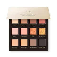 SPARKLING HOLIDAY FABULOUS EYESHADOW PALETTE