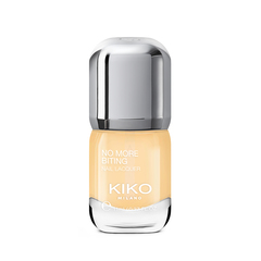 Matte nail top coat with kukui oil - Matte Effect Top Coat - KIKO MILANO