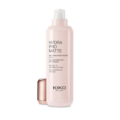Smoothing and evening effect SPF 25 fluid foundation - Gold Waves Fluid Foundation - KIKO MILANO
