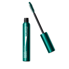 Mascara voor extra volume en definitie - Luxurious Lashes Extra Volume Brush Mascara - KIKO MILANO