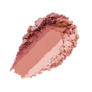 Angled brush of natural fibers for blushes, bronzers and highlighters - Face 10 Blush Brush - KIKO MILANO