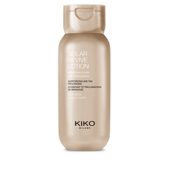 Facial sunscreen that protects against photoaging, high protection (SPF 30) - Solar Protect Glow SPF 30 - KIKO MILANO