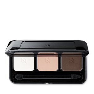 Palette con 4 ombretti multi finish - WATERFLOWER MAGIC EYESHADOW PALETTE - KIKO MILANO