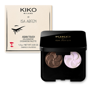 Blush à forte concentration en pigments et facile à estomper - Asian Touch Blush - KIKO MILANO